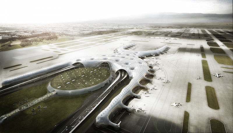 Mexico City Airport Image