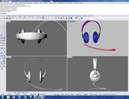 First Steps Into CAD Taster Class Screenshot