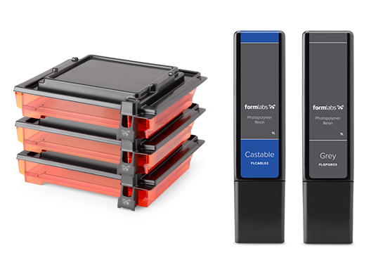 Formlabs Printer Consumables
