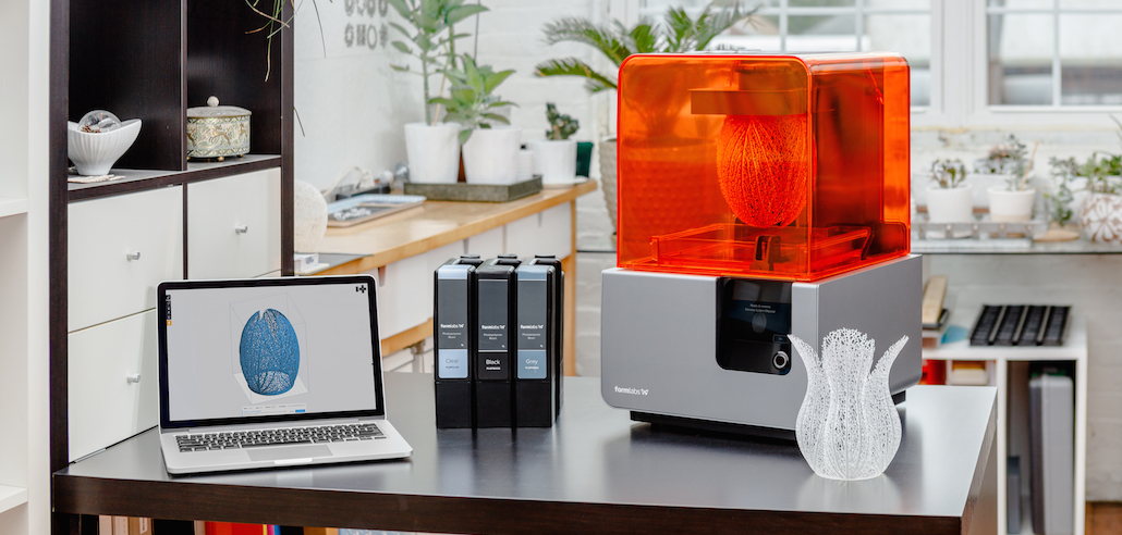 Formlabs Form 2 Design Studio Image