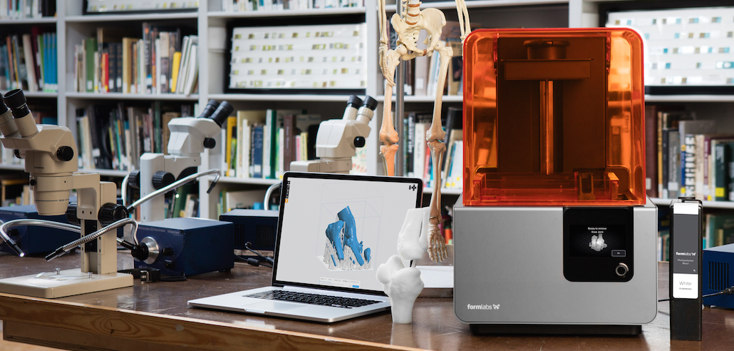 Formlabs Form 2 School Uni Image