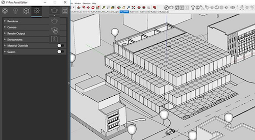 V-Ray for SketchUp Key Features
