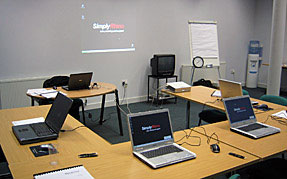 Simply Rhino Training Classroom